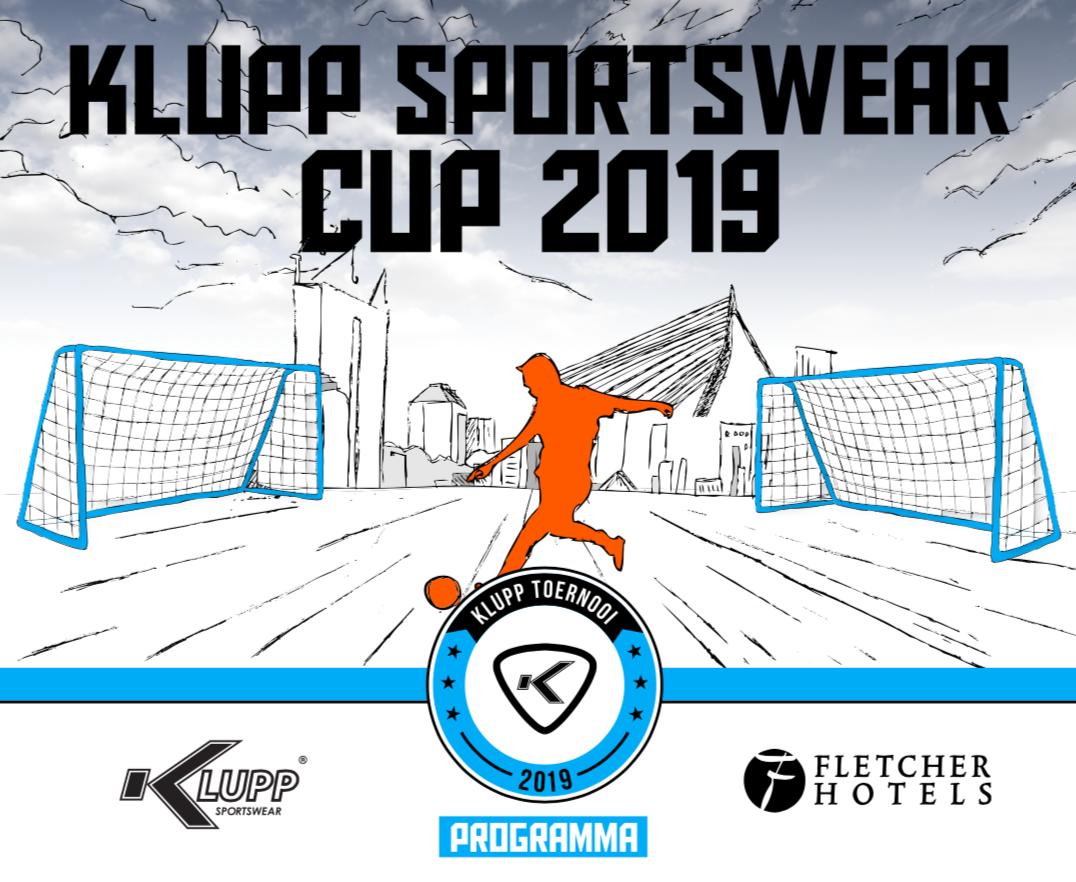 Zaterdag Klupp Sportswear Cup 2019 bij XerxesDZB