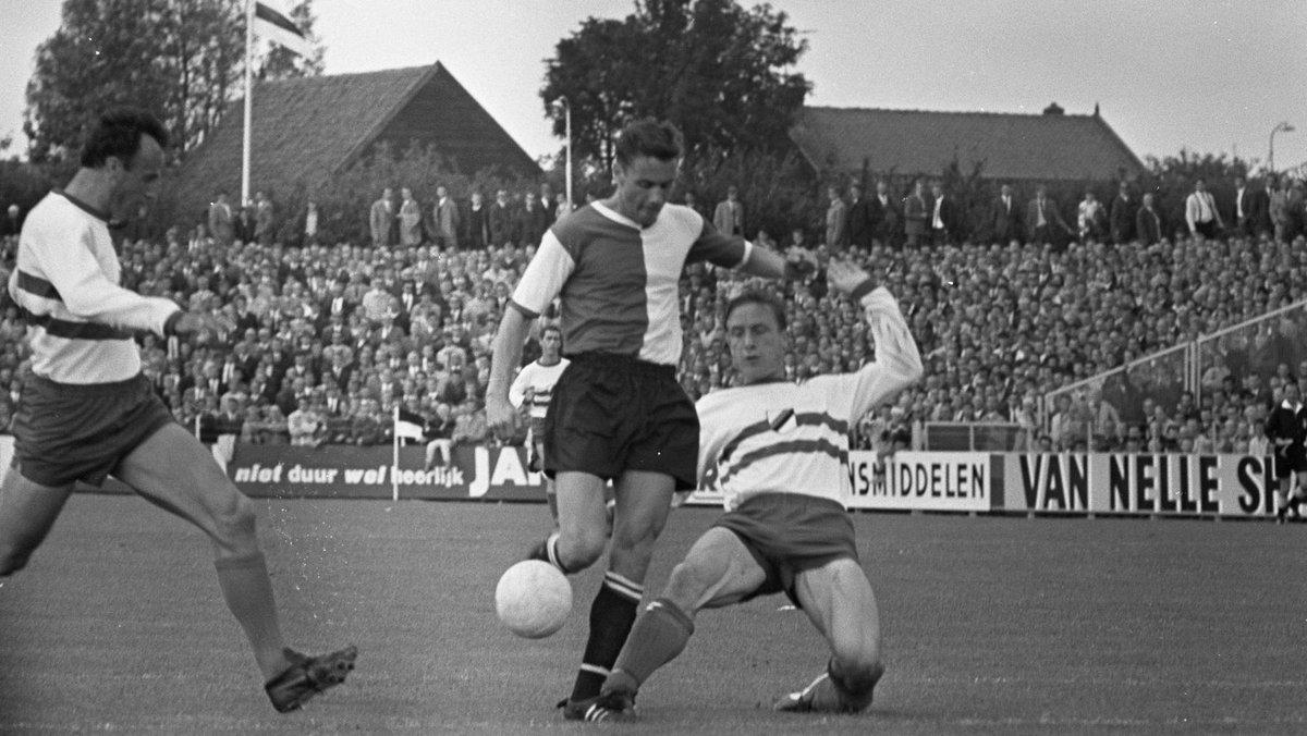 Eredivisie historie: Samenvatting Xerxes/DHC - Feyenoord van 52 jaar geleden
