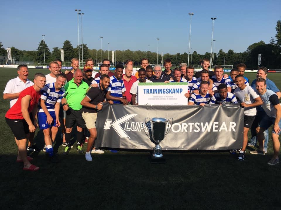 XerxesDZB (za) wint Klupp Sportswear Cup 2019