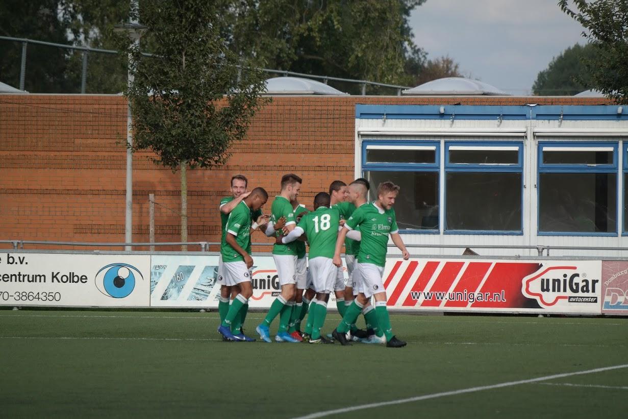 Fotoreportage overwinning XerxesDZB op Forum Sport