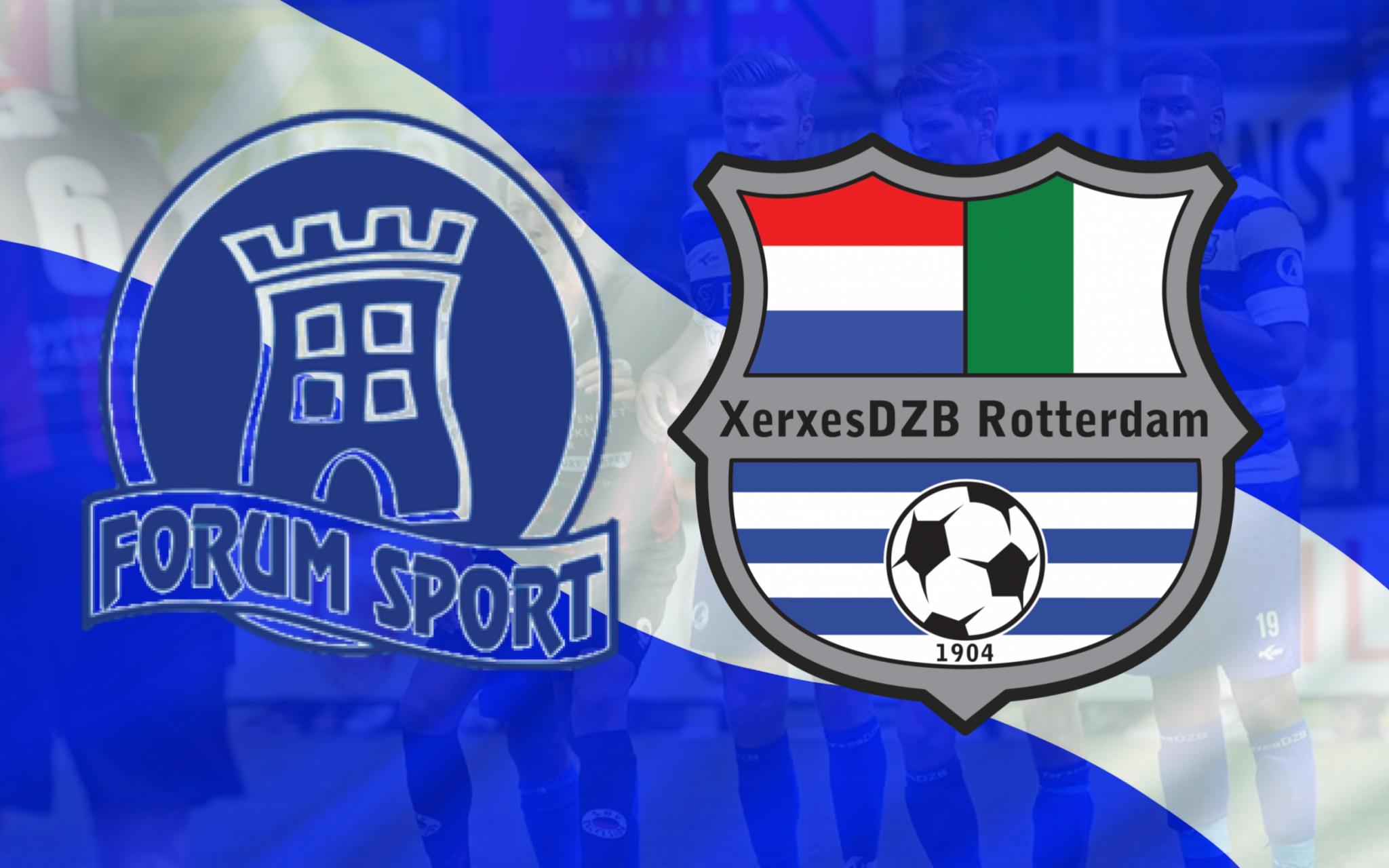 Voorbeschouwing: XerxesDZB gaat op bezoek bij Forum Sport
