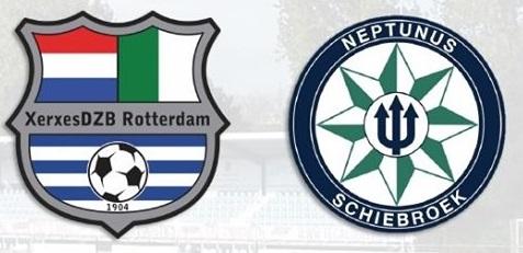 Voorbeschouwing: XerxesDZB speelt topper tegen Neptunus Schiebroek