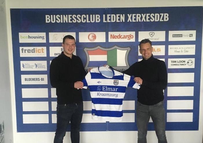 Sjacco Meijer (BVV Barendrecht) volgend seizoen XerxesDZB'er!