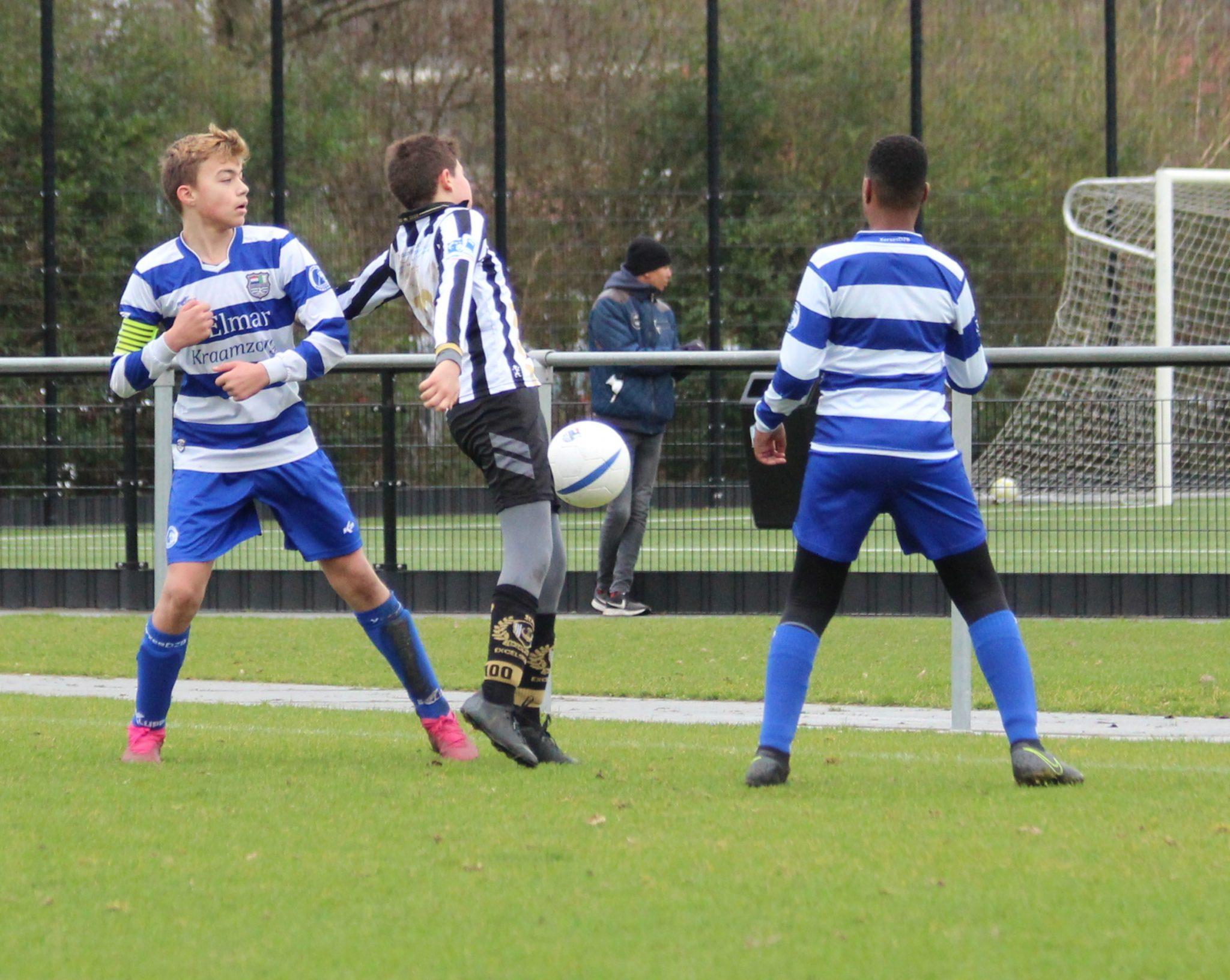 Selectie jeugdelftallen spelen zaterdag thuis bij XerxesDZB!