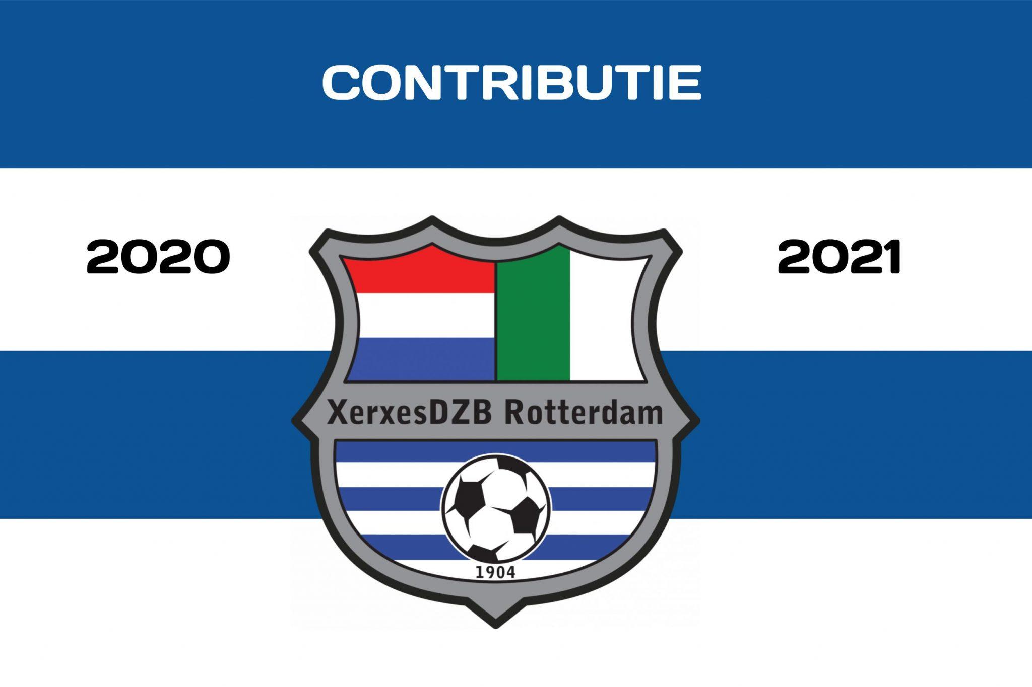 Contributiebrief 2020-2021