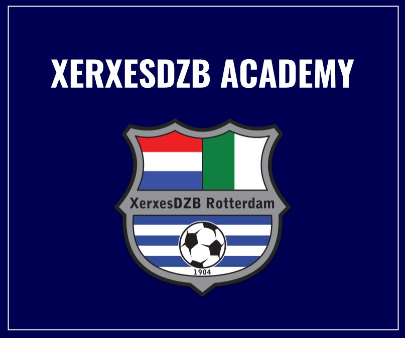 XerxesDZB Academy op zoek naar talentvolle jeugdspelers en keepers!