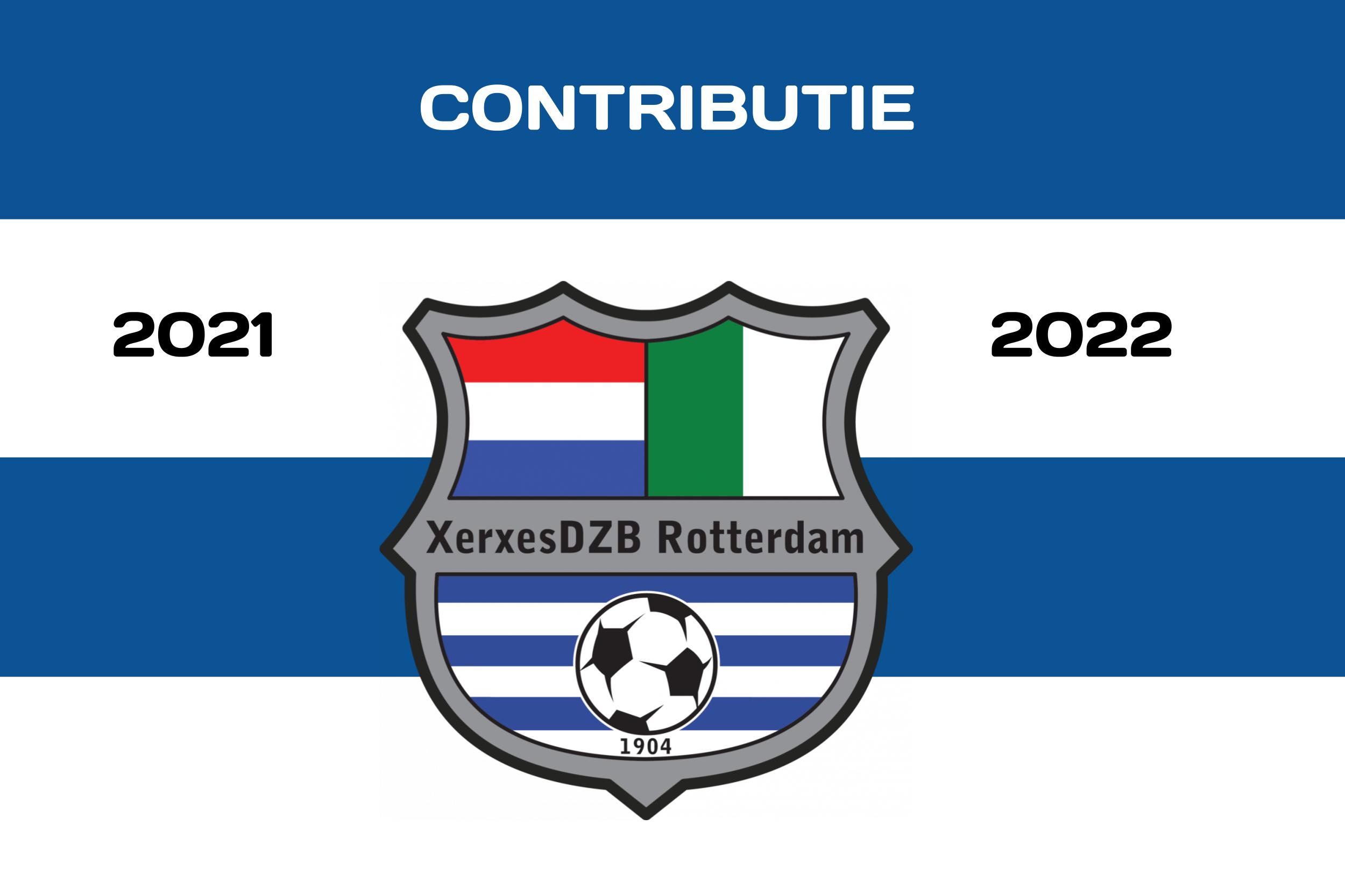 Contributienota 2021-2022 komt er aan!