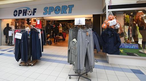 Ophof Sport sluit deuren na 40 jaar