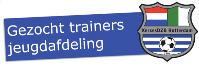 Per direct trainers gezocht XerxesDZB Academy!