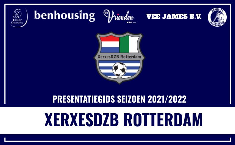 Presentatiegids XerxesDZB 2021/2022 volgende week verkrijgbaar!