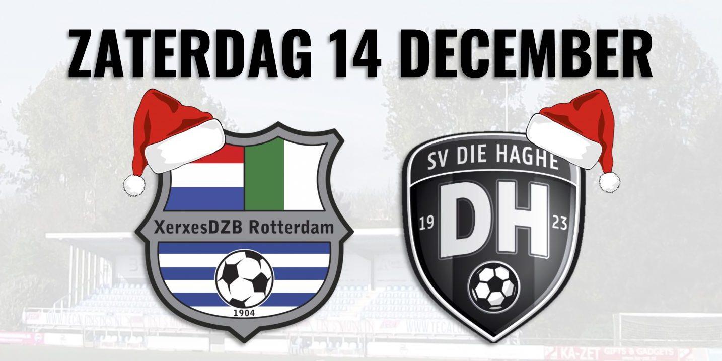 Voorbeschouwing: XerxesDZB sluit 1e seizoenshelft af thuis tegen Die Haghe