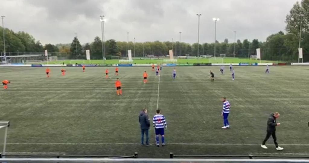 XerxesDZB in matige wedstrijd niet voorbij Terneuzense Boys